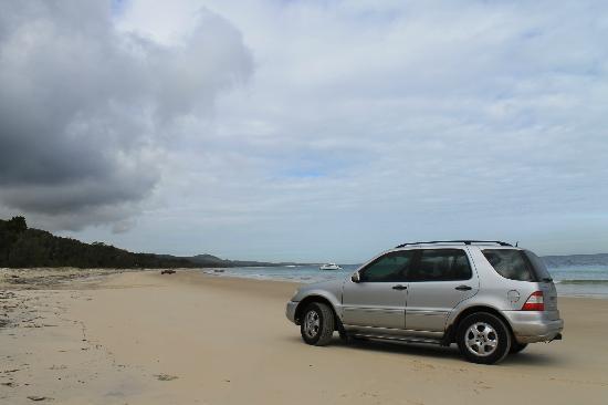 Castaways Moreton Island: Tropical island paradise
