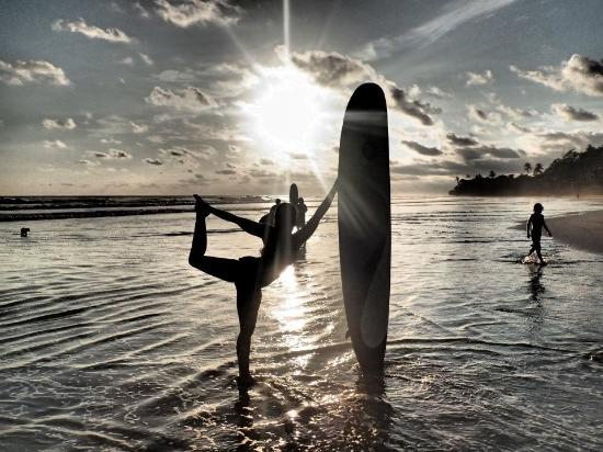 Anamaya Resort & Retreat Center: Surfing and Yoga, what an awesome vacation