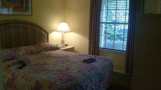 Oak Plantation Resort: Bedroom