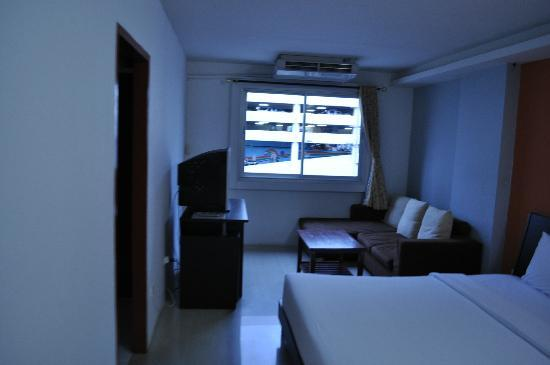Centric Place Hotel: 部屋