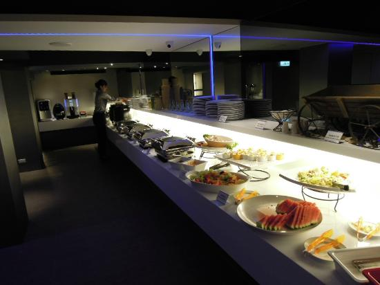 CityInn Hotel Plus - Taichung Station Branch: 超美味早餐
