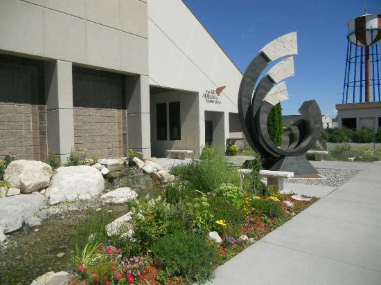 The Art Museum of Eastern Idaho: Art Museum