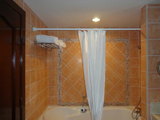 Paradisus Princesa del Mar Resort & Spa: Bathroom