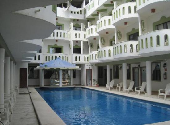 Hotel Zicatela Dorada