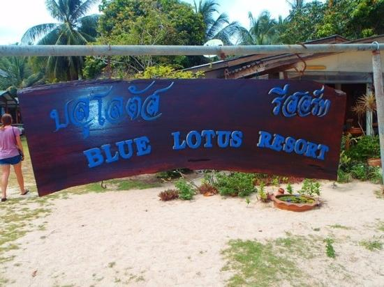 blue lotus resort