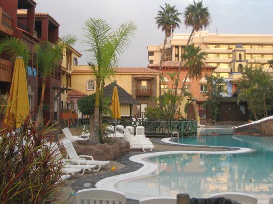 Park Club Europe Hotel: vista desde la habitacion
