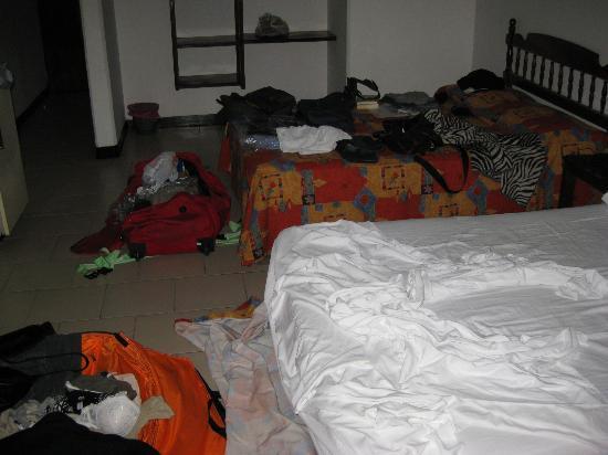 Hotel Casa Blanca: camera (ordinata...)