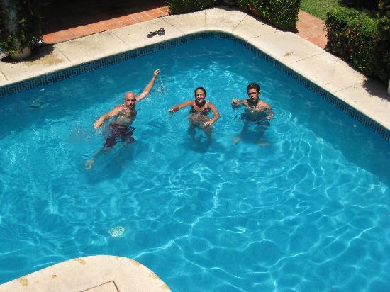 Hotel Casa Blanca: piscina