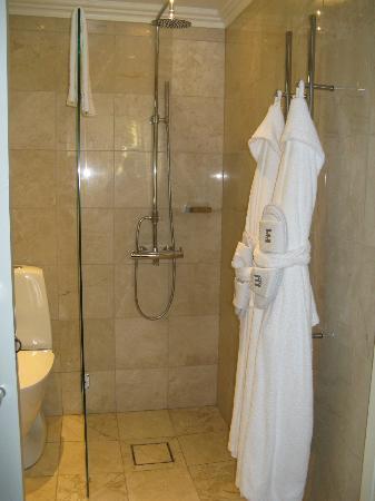 Elite Eden Park Hotel: bagno di camera doppia superior