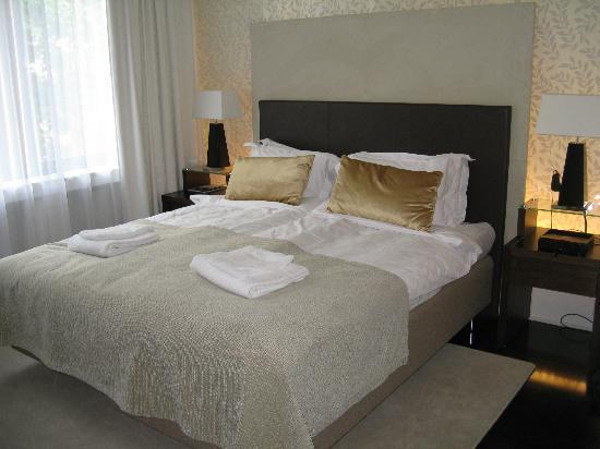Elite Eden Park Hotel: camera doppia superior letto grande e molto comodo