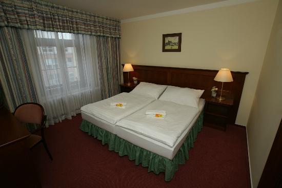 Hotel Lunik: Double room