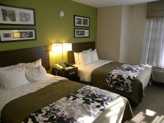 Sleep Inn at North Scottsdale Road: Room 208