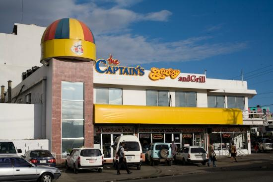 The Captain's Bakery and Grill