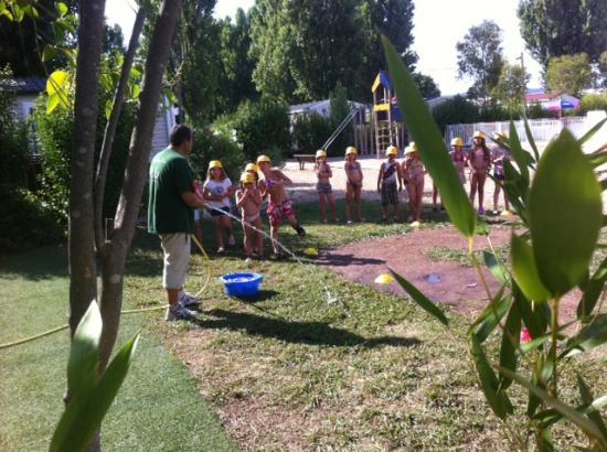Siblu Villages - Le Montourey : Club enfants