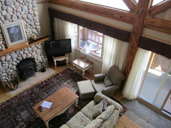 The Irwin Inn: Our room