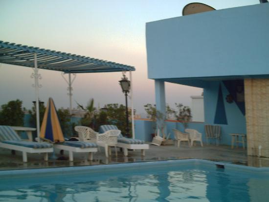 Europa Hotel: piscine
