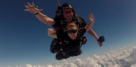 Florida Skydiving Center : Pip & Chad