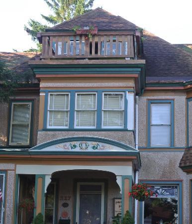 Viroqua Heritage Inn: Eckhard House