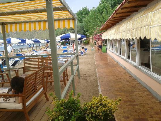 Hotel Acquasanta: ristorante