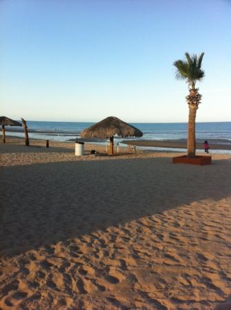 Hotel El Cortez: Playa Hotel El Cortéz