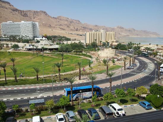 Lot Spa Hotel: Utsikt fra rommet