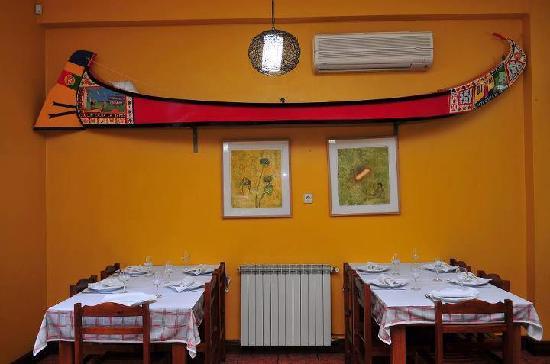"""Restaurante """"O Gafanhoto"""""""