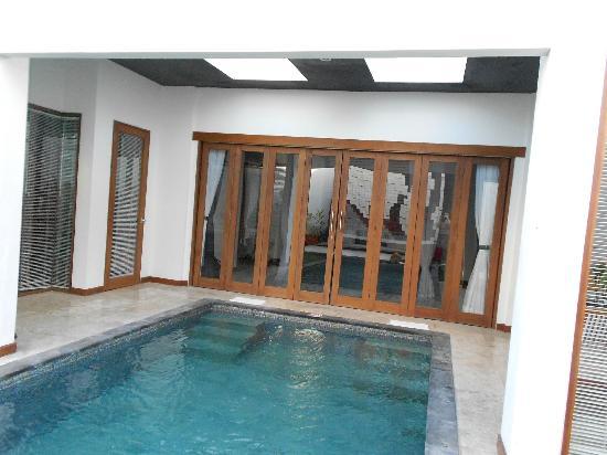 阿莫爾巴里島別墅酒店張圖片
