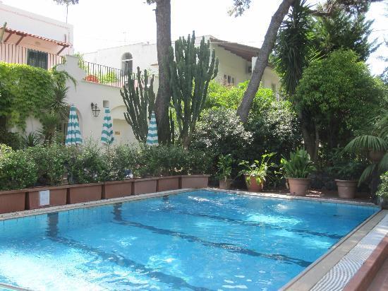 La Pineta: piscina