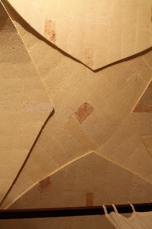 Stelle del Salento : Soffitto camera Isabella