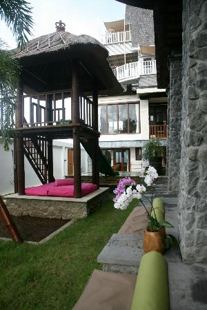 Home Bali Home Villa and Suites : Kid's area