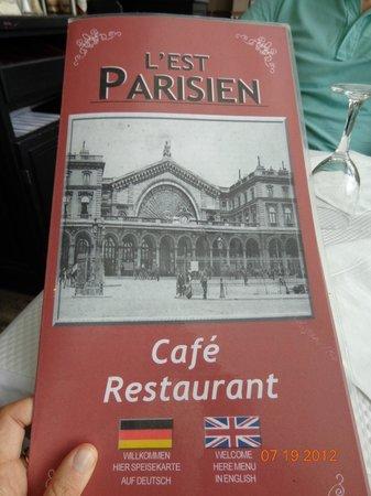 l'Est Parisien