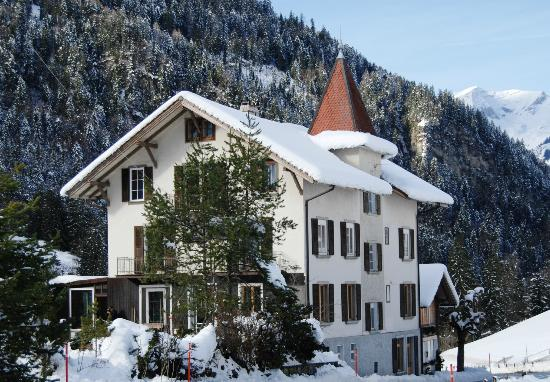 Haus Schonegg BnB: Winter Wonderland