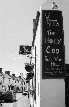 The Holy Coo: Outside Holy Coo