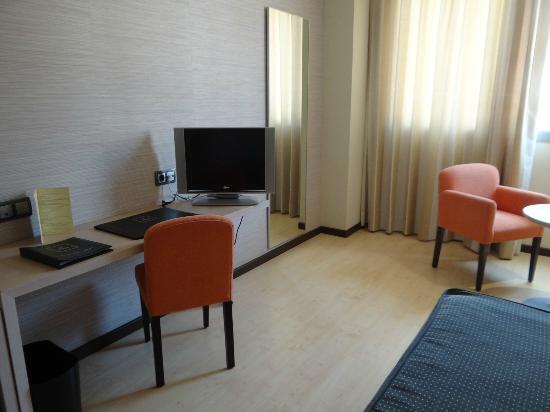 abba Huesca Hotel: Chambre