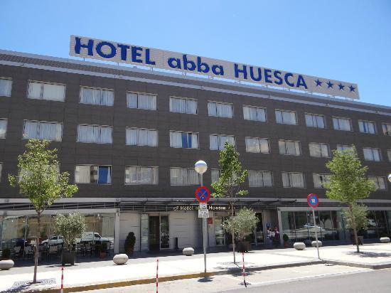abba Huesca Hotel: Façade