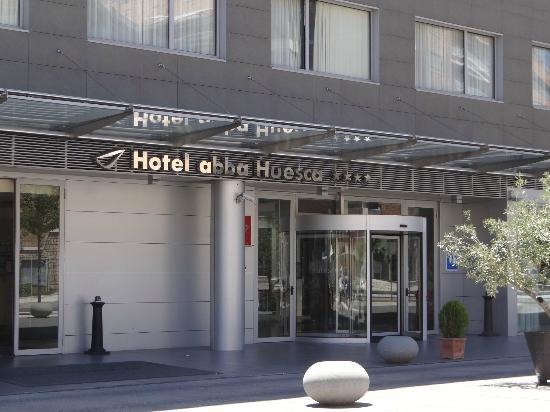 abba Huesca Hotel: Entrée