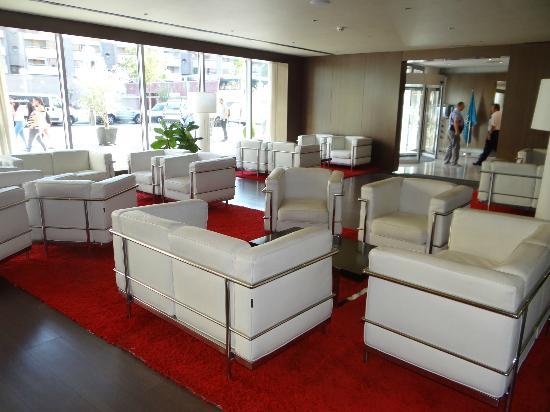 abba Huesca Hotel: Lobby