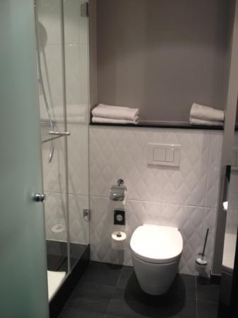 Hotel Europa Style: bathroom