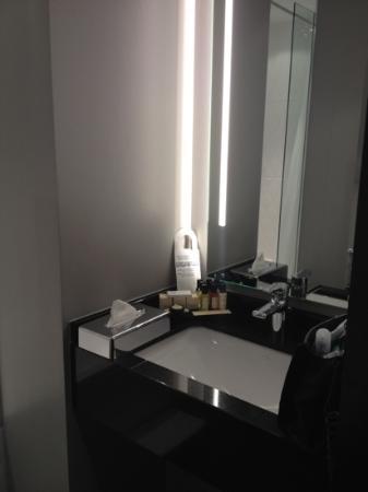 Hotel Europa Style: bathroom sink