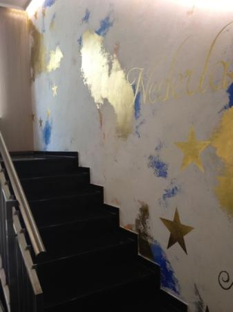 Hotel Europa Style: staircase