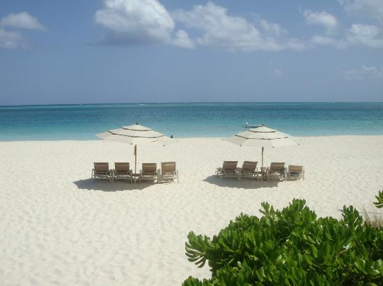 Point Grace: Heaven... the most private, relaxing beach area