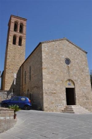 Church of Saints Stephen and Lawrence: St Stefan und Lorenzo....