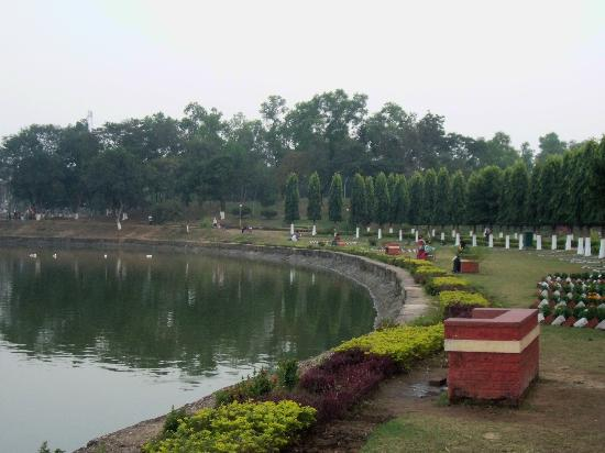 Durgâpur, Indien: kumar mangalam park