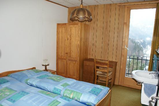 Haus Schonegg BnB: Bedroom