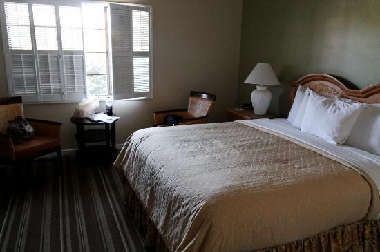 Casa Munras Garden Hotel & Spa: das Zimmer