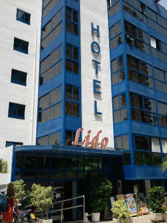Hotel Lido: Fachada del hotel