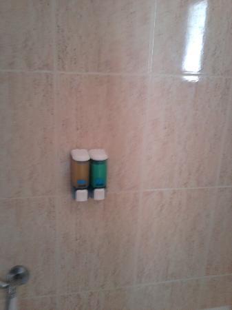 Hotel Lido: Dosificador de jabón