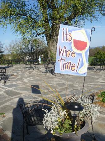 Mount Felix Vineyard & Winery: Time for Wine!!