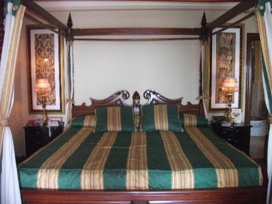Hotel Montelirio: Bedroom