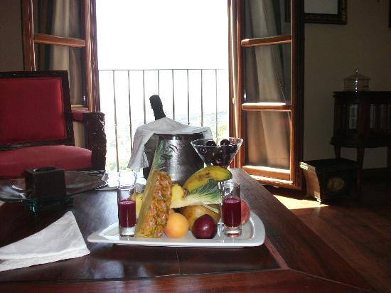 Hotel Montelirio: Granada Room